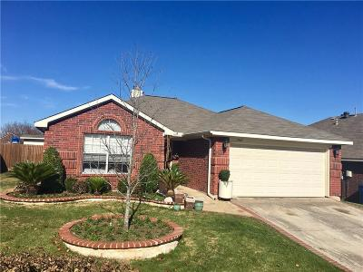 Garland Single Family Home For Sale: 1345 Mill Crossing