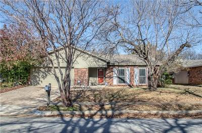 Fort Worth Single Family Home For Sale: 7725 Acapulco Road