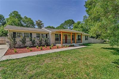 Mansfield Single Family Home Active Option Contract: 138 Turner Warnell Road