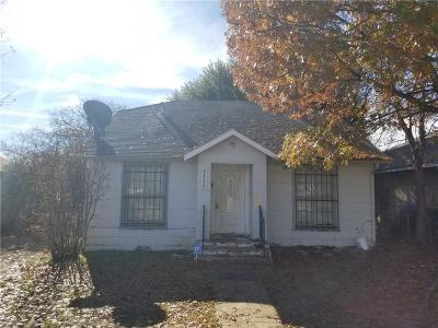 Fort Worth Single Family Home For Sale: 5833 Kilpatrick Avenue