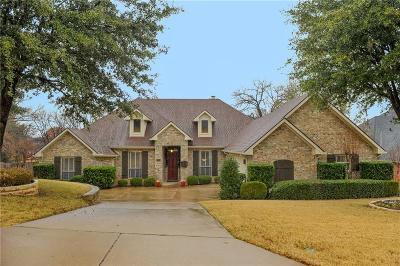 Highland Village Single Family Home For Sale: 3301 Shadow Wood Circle