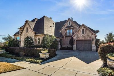 Allen TX Single Family Home For Sale: $895,000