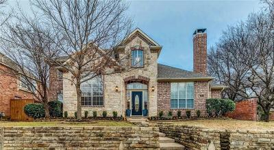 Coppell Single Family Home For Sale: 497 Forest Ridge Drive