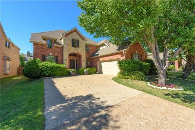 Flower Mound Single Family Home For Sale: 3816 Glenshannon Lane