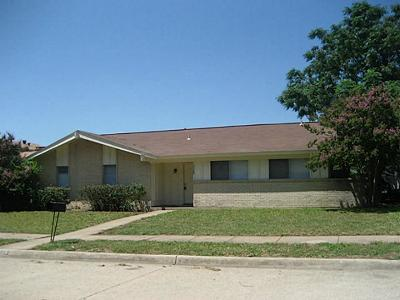 Garland Residential Lease For Lease: 1729 Goliad Drive