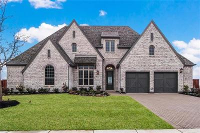 Prosper Single Family Home For Sale: 1801 Star Trace Parkway