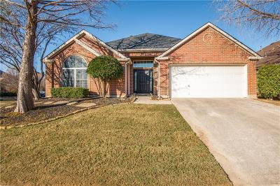 Little Elm Single Family Home For Sale: 1001 Wagon Trail Drive