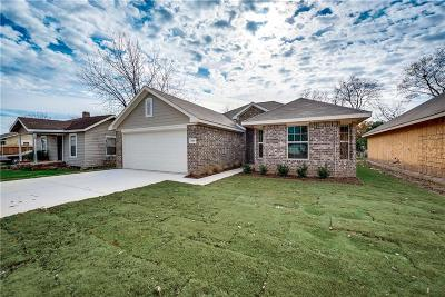 Fort Worth Single Family Home For Sale: 5809 Blackmore Avenue