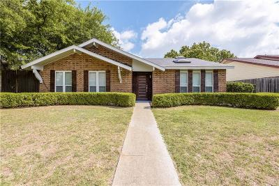 Garland Single Family Home For Sale: 2905 Spring Brook Drive