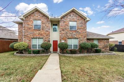Rockwall Single Family Home For Sale: 1531 Timber Ridge Drive