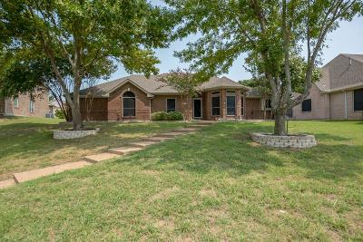 Garland Single Family Home Active Contingent: 6306 Fitzgerald Court