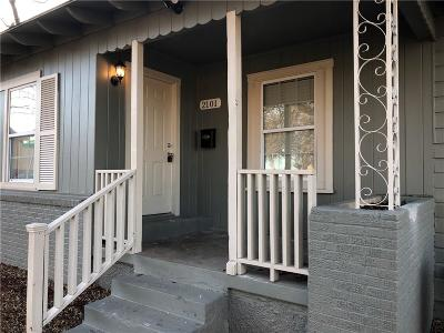 Fort Worth Single Family Home For Sale: 2101 San Jose Drive