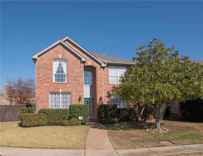 Irving Single Family Home For Sale: 8617 Mill Creek Road