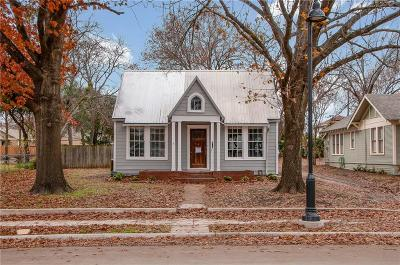 Waxahachie Single Family Home For Sale: 325 Virginia Avenue