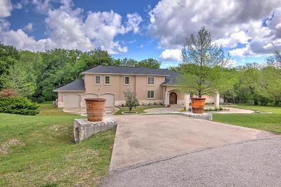 Lucas Single Family Home Active Option Contract: 8 Woodview Circle