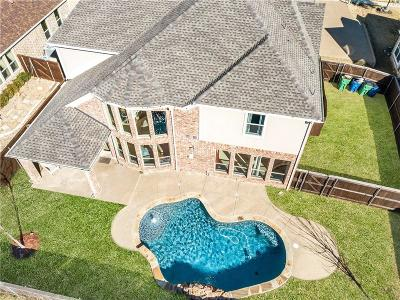 Prosper Single Family Home For Sale: 167 Springbrook Drive