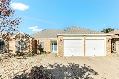 Fort Worth Single Family Home For Sale: 4920 Barberry Drive