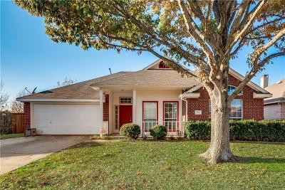 Forney TX Single Family Home For Sale: $219,900