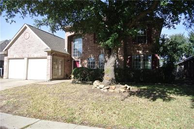 Fort Worth Single Family Home For Sale: 5405 Glen Canyon Road