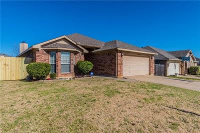 Crowley Single Family Home Active Option Contract: 1224 Meadow Drive