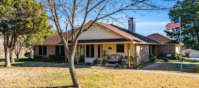 Midlothian Single Family Home For Sale: 4063 Shiloh Road