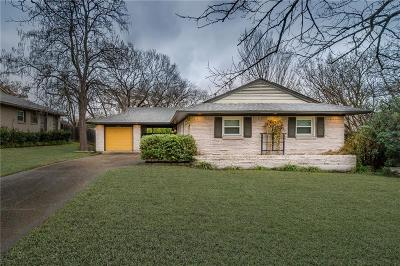 Dallas Single Family Home For Sale: 874 Peavy Road