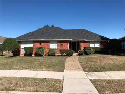 Lewisville Single Family Home For Sale: 1549 Waterford Drive