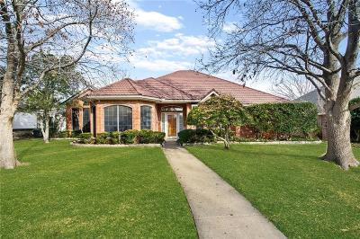 Desoto Single Family Home Active Option Contract: 1409 Nettleton Drive