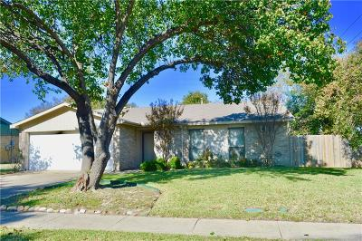 Richardson Single Family Home For Sale: 1225 Brush Creek Drive