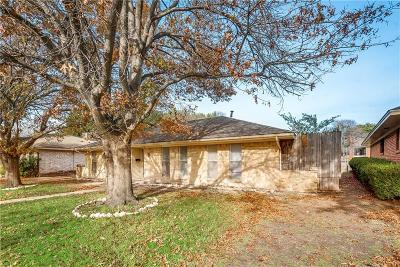 Single Family Home For Sale: 11261 McCree Road