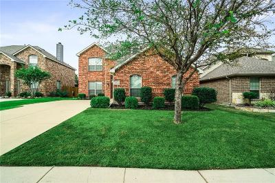 McKinney TX Single Family Home For Sale: $345,000