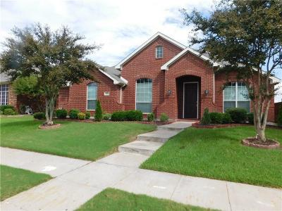 Garland Residential Lease For Lease: 2530 Breanna Way