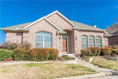 McKinney Single Family Home For Sale: 8016 Silverado Trail