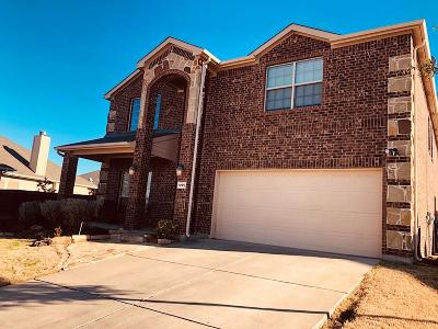 Denton County Single Family Home For Sale: 1205 Red Drive