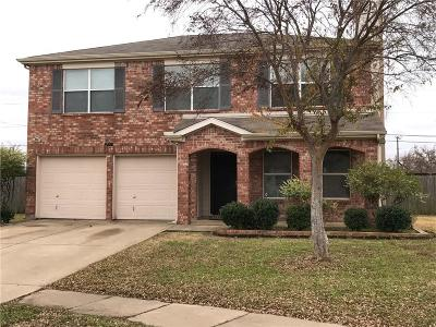 Dallas County Single Family Home For Sale: 301 Oakhurst Drive