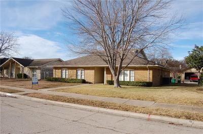 Rowlett Single Family Home For Sale: 5809 Bobbie Lane