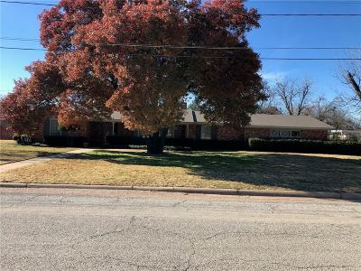 Baylor County Single Family Home For Sale: 701 Cooke