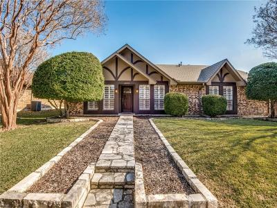Carrollton Single Family Home For Sale: 4000 Windy Crest Drive