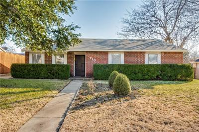 Duncanville Single Family Home Active Option Contract: 710 Countryside Court