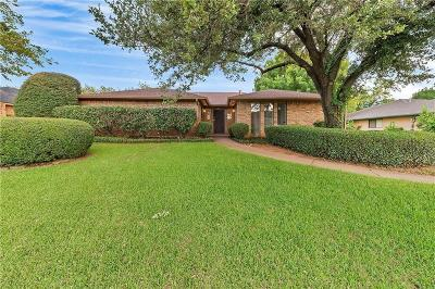 Arlington Single Family Home For Sale: 512 Chaffee Drive