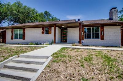 Dallas Single Family Home For Sale: 1635 W Pentagon Parkway