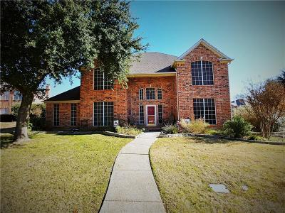 Lewisville Single Family Home For Sale: 1927 Little Fawn Court