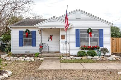 Garland Single Family Home For Sale: 1328 Maple