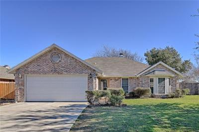 Tarrant County Single Family Home For Sale: 6619 Running Creek Drive