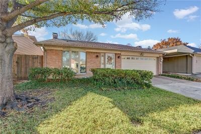 Denton County Single Family Home For Sale: 2204 Benbrook Drive