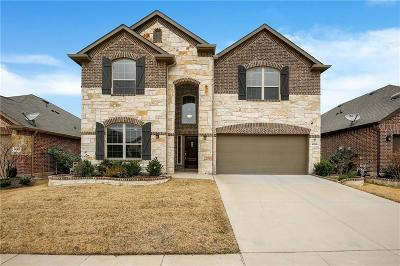 Prosper Single Family Home For Sale: 16705 Stillhouse Hollow Court