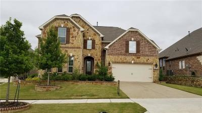 Frisco Single Family Home For Sale: 14832 Bucklebury Drive