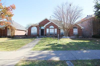 Mesquite Single Family Home For Sale: 2444 Homestead Drive
