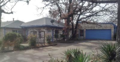 Denison Single Family Home For Sale: 1023 Oak Drive