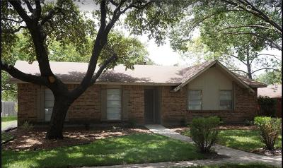 Garland Residential Lease For Lease: 4005 Random Circle